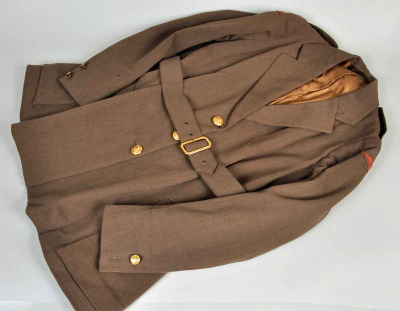 BRITISH WWI WOMAN'S ROYAL AIR FORCE TUNIC.