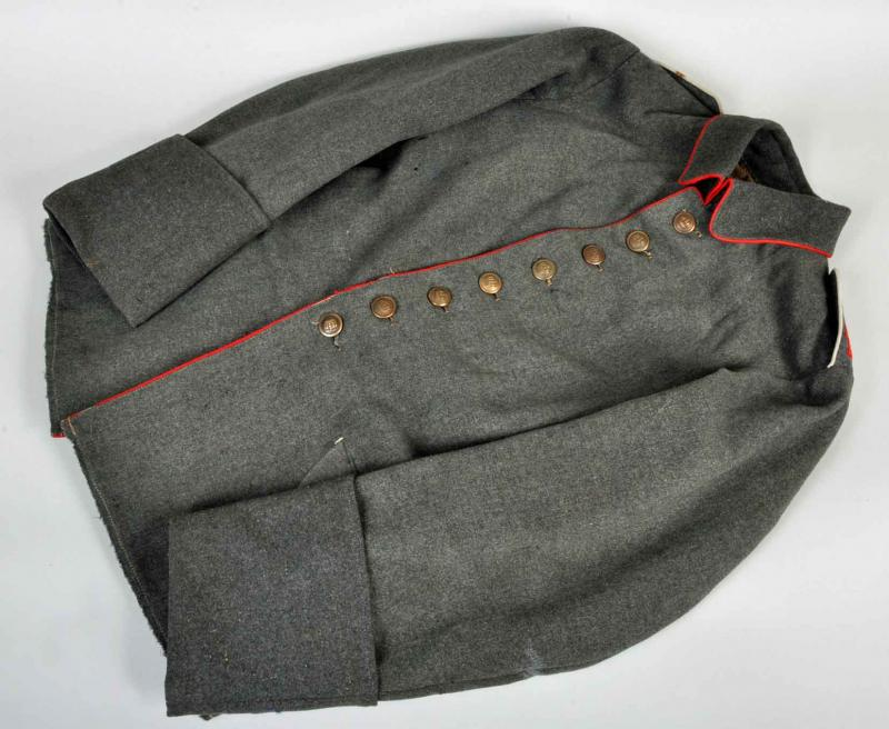 GERMAN WWI PRUSSIAN ENLSITED MANS 10/15 COMBAT BLUSE.